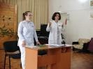 При содействии МТиСЗ для сотрудников ГКУ «НПНИ» была проведена лекция на тему вакцинации против новой коронавирусной инфекции